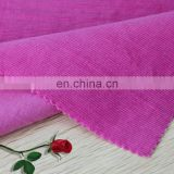 Shaoxing textile warm and good corduroy 16w 100% cotton corduroy