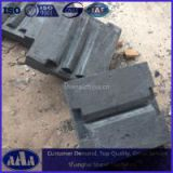 Horizontal Impact Crusher Wear Parts High Chrome Blow Bars Impact Bar Crusher Hammer Korea KWI 1315H Blow Bars