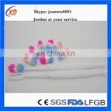 silicone pregnent brush/sonic toothbrush/custom silicone