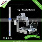 Fresh choice digital Control Cigarette tube filling machine/ CBD vaporizer filling robot machine