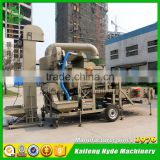 5XZF Combine Mobile cereal grain cleaner for Grain processing