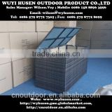 2015 MOST POPULAR CUSHION BOX WITH NEW DESIGN, WICKER BOX, GARDEN RATTAN BOX .
