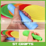 Hottest Wholesale Promotional Foldable Frisbee For Custome Dog Frisbee