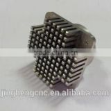 High precision CNC lathing stainless steel custom made Aviation parts