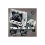DC11~32V wide voltage 7inches vehicle rear view monitor system with CCD Camera