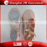 2016 new Foldable ballet shoes Ballet Dance Shoes for kids and adult
