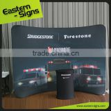 <b>Trade</b> <b>Show</b> Pop Up Display Various Color Exhibition Booth Design And Building <b>Services</b>