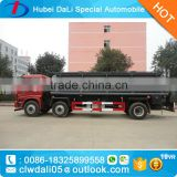 Dongfeng Chemical liquid tank trailer trucks for the transport of acid commins engines                                                                         Quality Choice