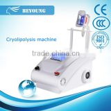 Factory price 2 Cryo handle fat freezing machine with laser / lipo cryotherapy fat freezing