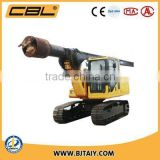 YG120 crawler rotary drilling rig with max drilling depth 16m