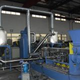 One step silane cross linking  xlpe Cable Compound granule making machine