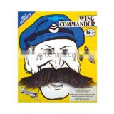Very funny mens beard hot sale party fake artificial mustache MH2182