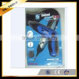 new 2014 electric Cordless Screwdriver of power tools manufacturer China wholesale alibaba supplier