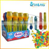 Bubble stick candy toy from China