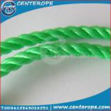 Wholesale 3strands twisted PE rope 3mm-32mm