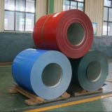 Shandong PPGI/ PPGL Color Coated Galvalume Steel Coil