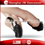 Real Leather Half Sole Turner Ballet Shoes Wholesale