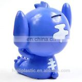 make your own design piggy bank, plastic personalized coin bank, cute cartoon plastic piggy bank money boxes