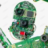 SMT circuit board assembly apply for somfy outdoor camera