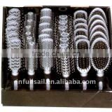 Professional Salon hairdressing plastic hair comb set