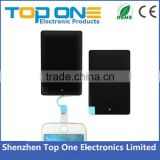 Custom OEM ultra slim credit card 4000 mah power bank built in cable for all smart phone