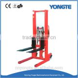 1000kg,2000kg Superior Forklift Hydraulic Manual Stacker
