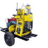 New 200m depth trailer mounted drilling rig