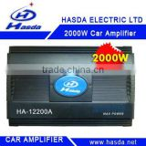 2012 new car amplifier 2000w HA-14200AS