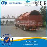 Hot selling mineral powder rotary dryer with CE & ISO