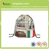 Cheap custom sports bags no minimum order folding sports bag