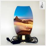 Creative lamp, decorative table lamp, LED desk lamp, South African culture series table lamp (Dzaf004)