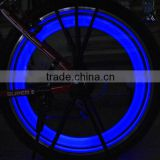 Multi Colors LED Flash Lights Bicycle Bike Car Wheel Tire Valve Neon Lamp