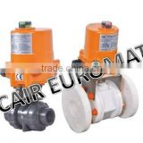 Electric Actuator <b>Operated</b> PP Ball <b>Valve</b>
