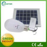 2014 solar led light  with individual color box