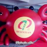 Advertising Inflatable Helium Balloons Air Crab for Outdoor Advertisement