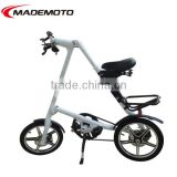 CE Approved Aluminum Lightweight Folding Bicycle