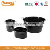Picnic modern ice bucket mini set