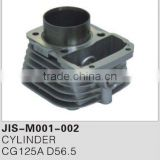 Motorcycle parts & accessories cylinder/engine for CG125A D56.5