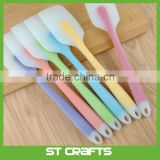 Food grade Silicone Spatula Butter Cooking Silicone Spatula Set Cookie Pastry Kitchen Cake Baking Spatula