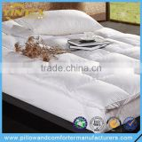 Single Double Queen King Size White Duck Feather Mattress Topper