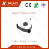 Indexable brazed pcbn insert BN-K20 milling and boring engine block