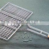 RH-BP206P Charcoal hamburger wire mesh net barbecue grill