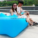outdoor air filling 3 season beach air lounger inflatable bed sleep air sofa