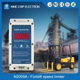 Top speed limiter & forklift speed limit device