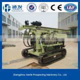 for open mining, hydraulic low air consumption HF115Y downhole drilling machines, can drill depth 40m