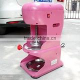 Snow ice shaving machine /ice cube commercial shaver/Automatic Ice Shaver