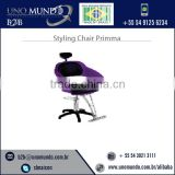 Popular Distributor Selling Saloon Chair at Effective Cost