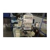 15 Colors Single Head Embroidery Machine With Sequin / Cording Device 125kgs
