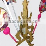 Hot selling balloon display rack