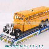 baby toy yellow international school bus